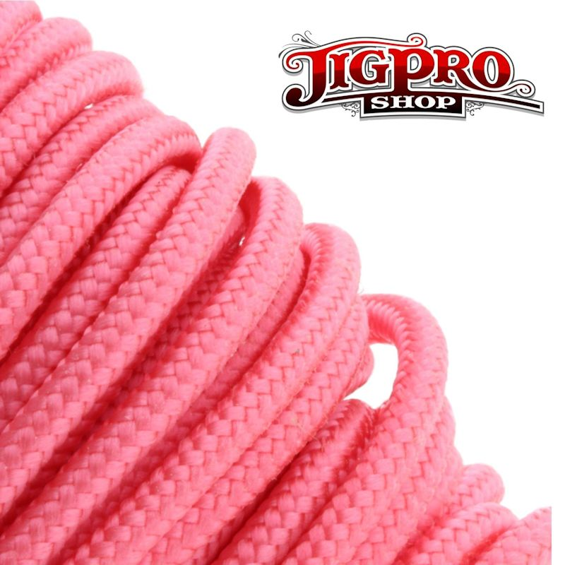 "Pink 275# Tactical Cord 3/32"" x 100' TS16"