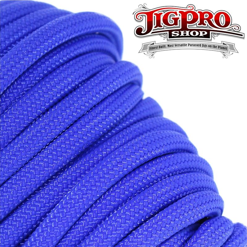 Ultramarine Blue 550# Type III Paracord 100' S27